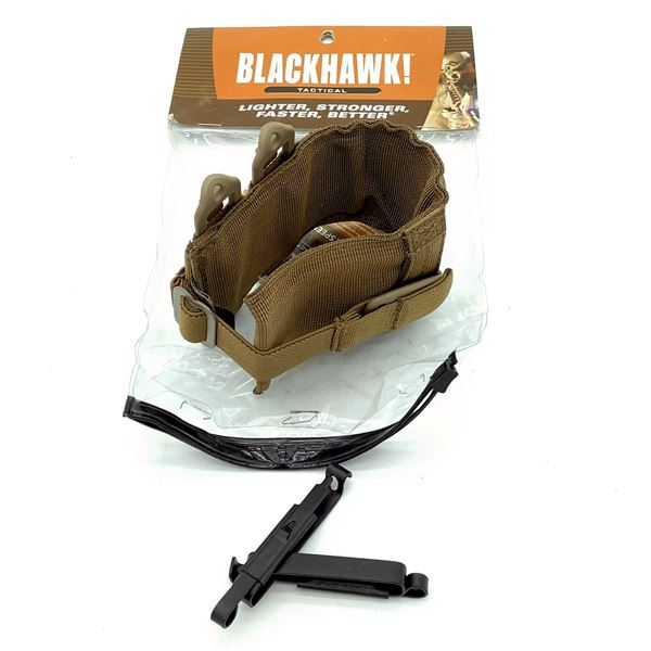 BlackHawk 71WC00CT Stealth Weapons Catch, CT, New