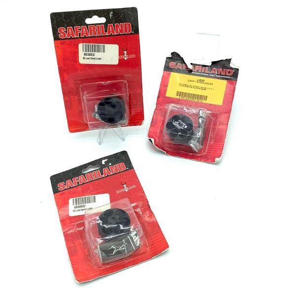 SafariLand Duty Gear J-K2C Comp II Speedloader for Dan Wesson 38 / 357, S & W Revolvers X 3, New