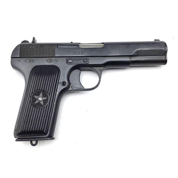 Russian Tokarev 7.62x25 Semi Auto Pistol Restricted