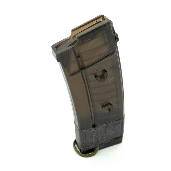Swiss Arms or FAMAE 556/223 Magazine, 5 Rounds