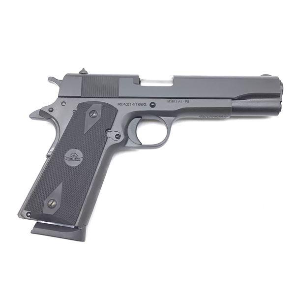 Rock Island Armory M1911 A1 Semi Auto Pistol 9mm Restricted