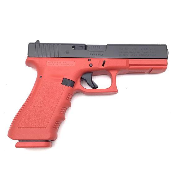 Glock, Gen 3, 17R, Training, New.