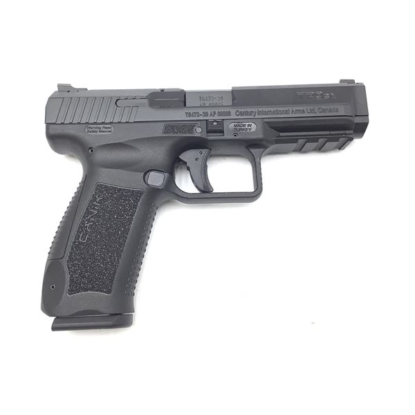 Canik TP9 SA, 9MM Semi Auto Pistol New Restricted.