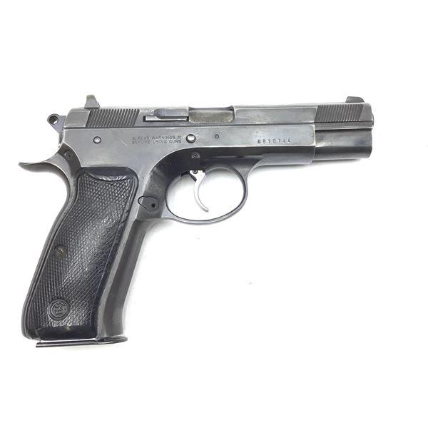 Tanfolio Mossad 9mm Semi Auto Pistol Restricted
