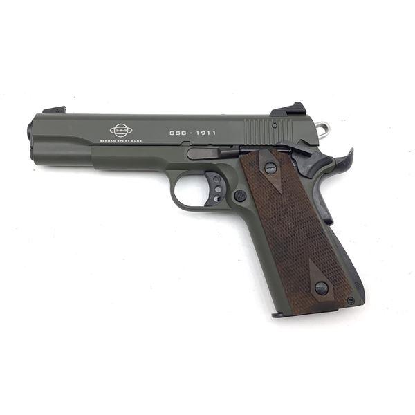 GSG 1911 22lr Semi Auto Pistol New Restricted