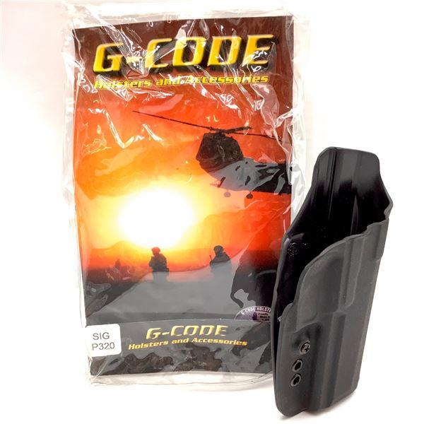 G-Code Kydex, RH, OSH Holster Sig P320
