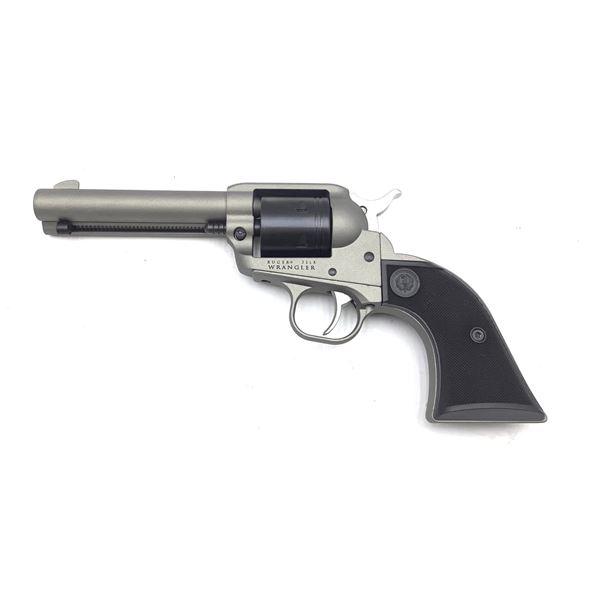 Ruger Wrangler 22lr Single Action Revolver New Restricted