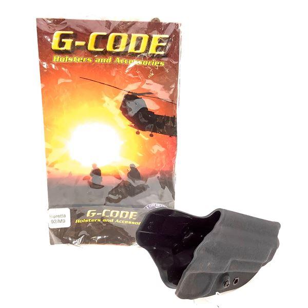 G-Code Kydex, RH, OSH Holster, Beretta 92
