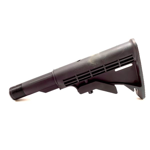 Collapsible AR15 Buttstock, synthetic