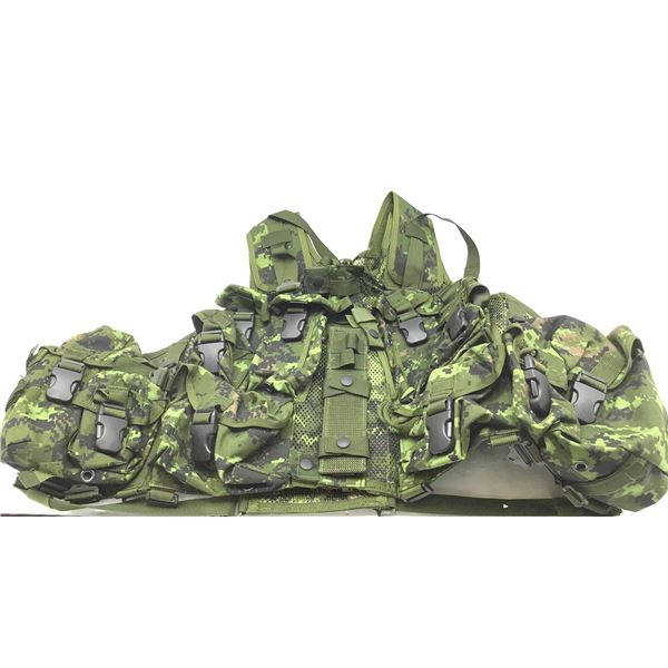 Canadian Forces Tactical Load Bearing Vest, New