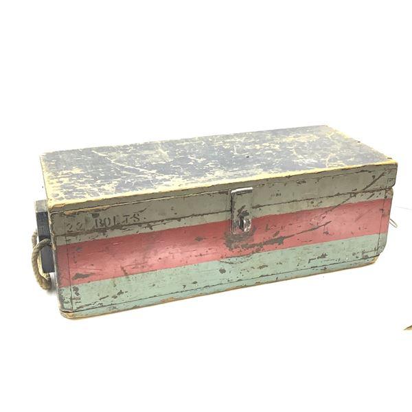 CF  Regimental Battle Box.