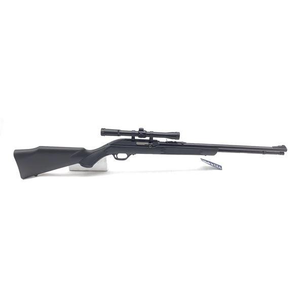 "Marlin 60SN 22 LR Semi Rifle, 19"" Barrel with 4x20 Rifle Scope, New"
