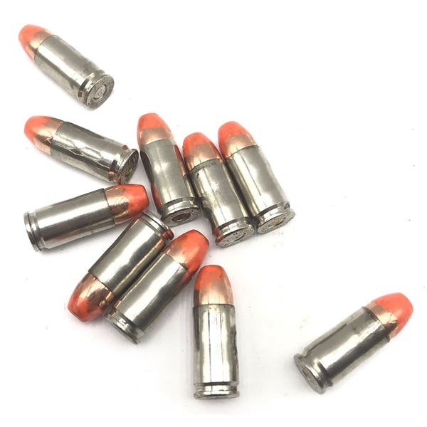 9MM, Training Rounds.