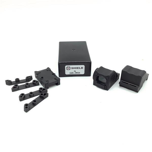 Shield CQA-A101-MOA4-R0 SD CQS Optic 4 MOA