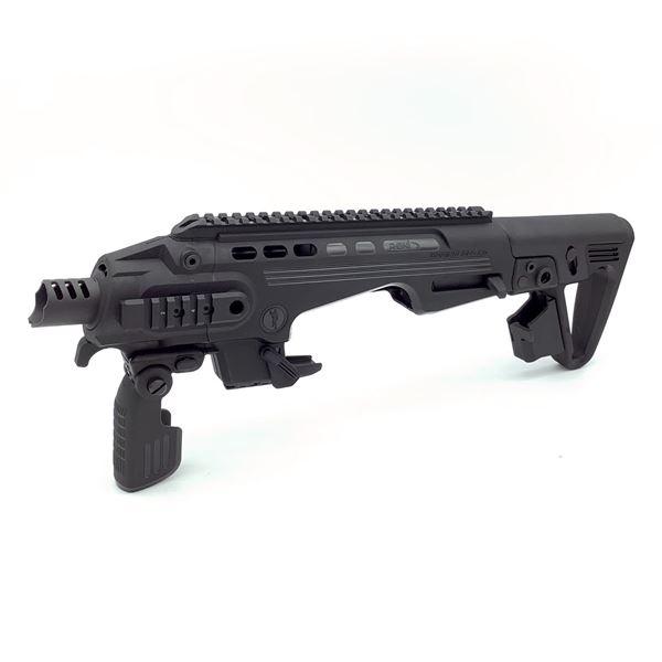 CAA Tactical Roni SP1 Springfield XD Stock, Black, New