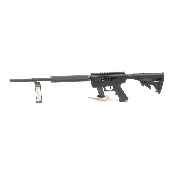 """JR Carbine 9mm Semi Auto Rifle, 19"""" Threaded Barrel, New"""