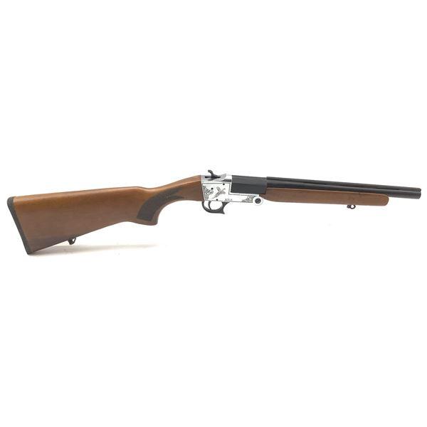 "Lazer Arms XT15 28 Ga Single Shot Folding Shotgun, 14"" Barrel, New."