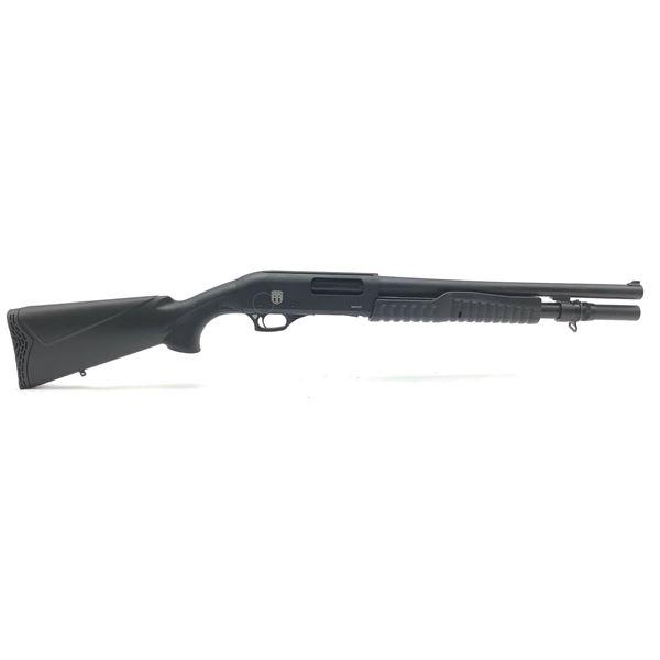 "Revolution Armory Mauler 12 Ga Pump Action Shotgun, 16.5"" Barrel, New"