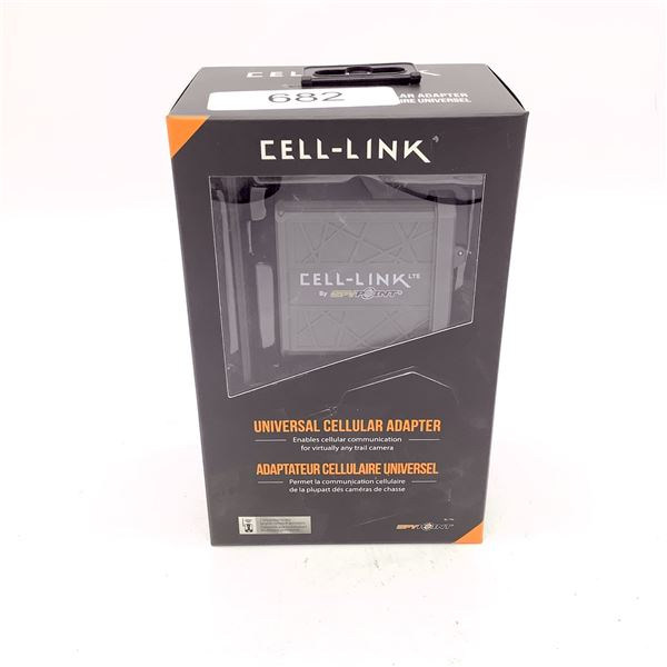 Spypoint Cell Link Universal Cellular Adapter, New