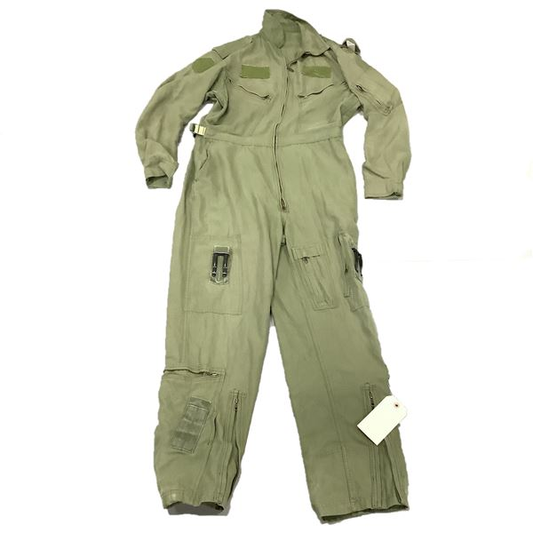 Military Coverall Flyer's Size 7340, ODG