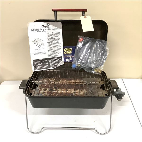 Camp Chef Portable Table Top Gas Grill
