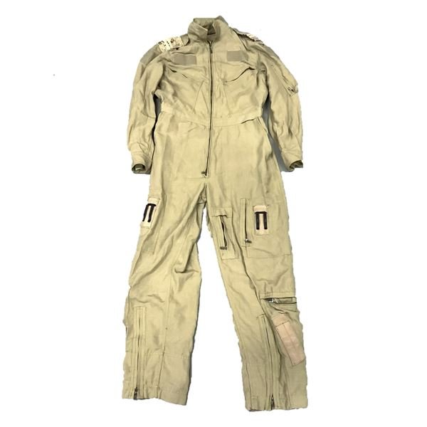 Military Coverall Flyer's AR FR Size 7340, FDE