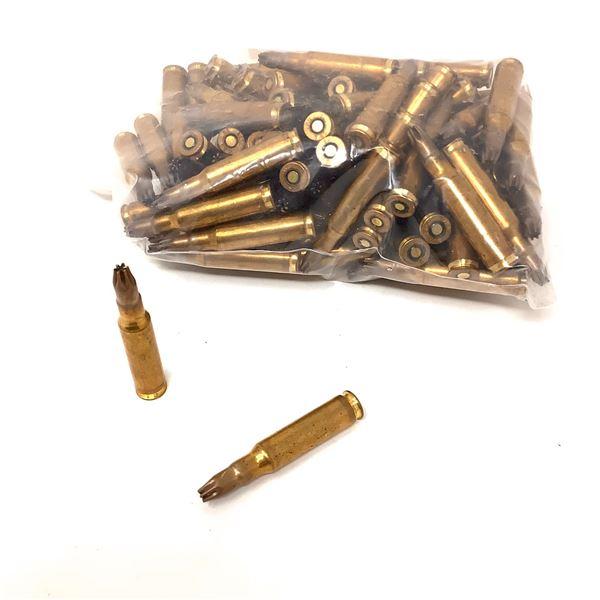 Blanks in 7.62 X 51 Brass OFN73 X 100 Pc
