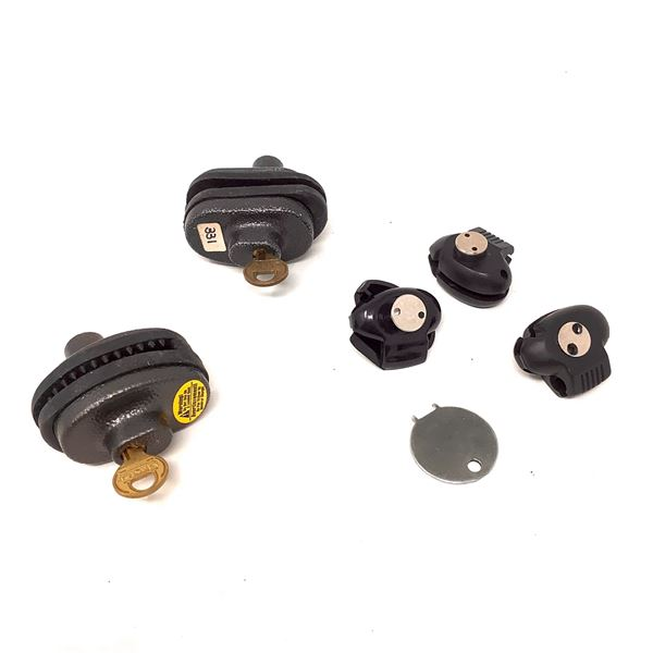 Trigger Locks, Assorted X 5