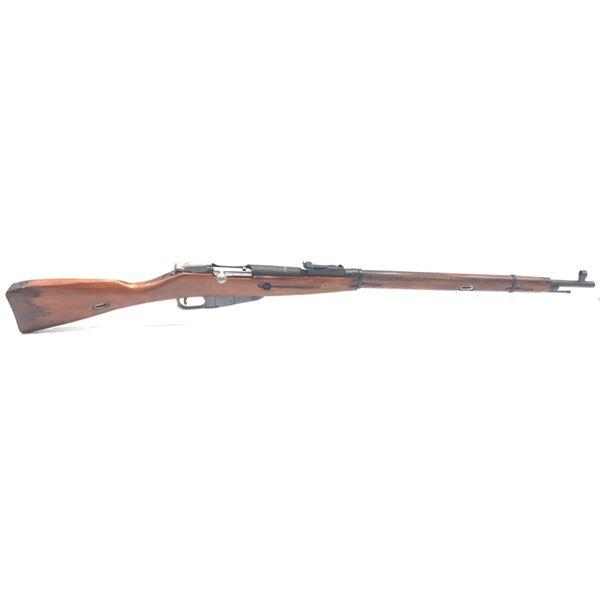 1941 Izhevsk Mosin-Nagant 1891/30 Bolt-Action Service Rifle, 7.62X54R, Surplus