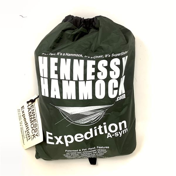 Hennessey Hammock, Appears New