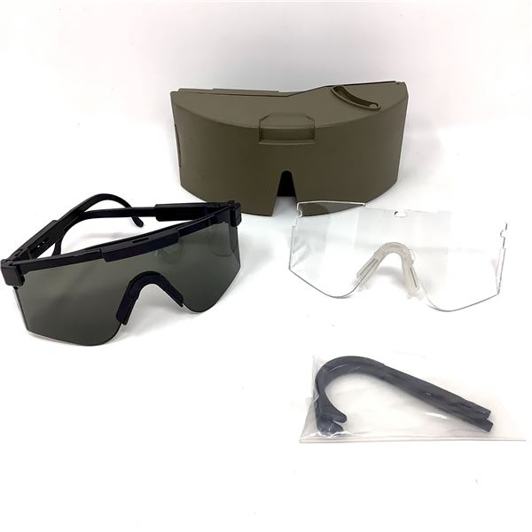 Safety Glasses with Case