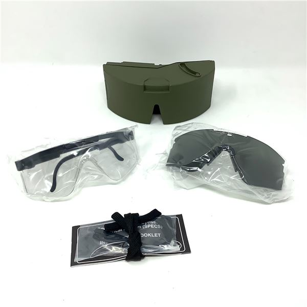 Safety Glasses in Case