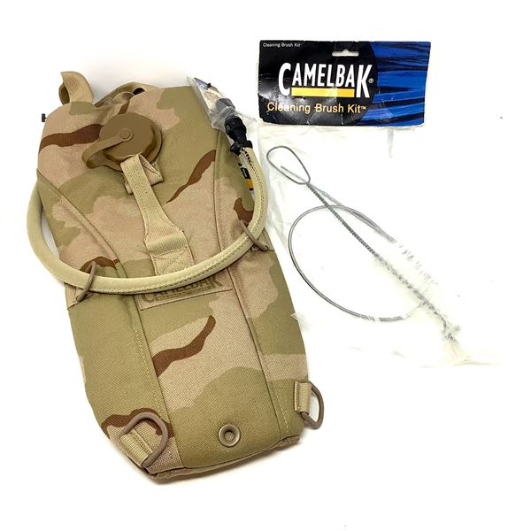 CamelBak Hydration Pack with Bladder and Cleaning Kit