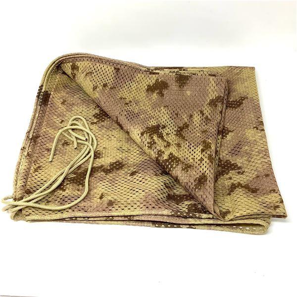 Individual Camouflage Net, Arid Camo