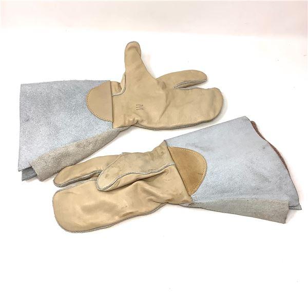 Winter Trigger Gloves, Size Medium