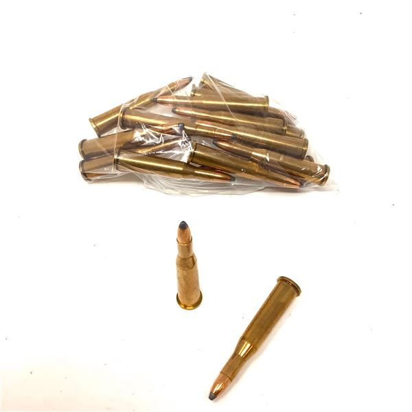 Sellier and Bellot 5.6 X 52R SP Ammunition, 17 Rounds