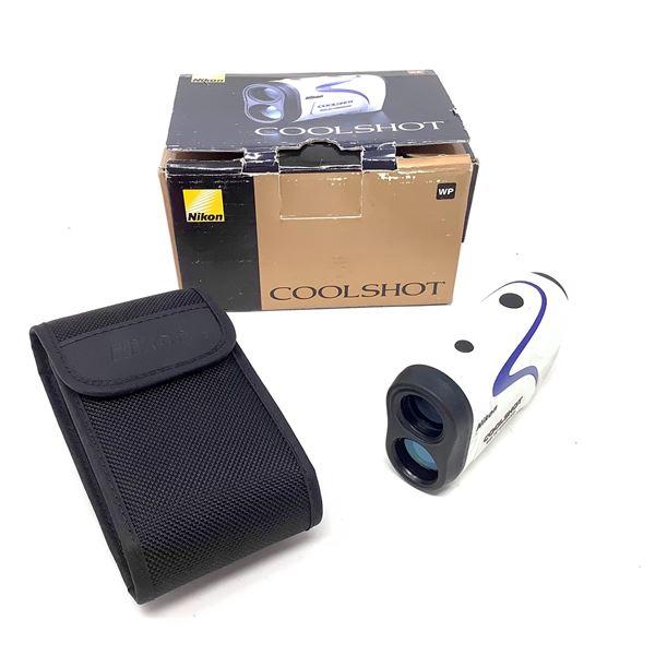 Nikon BKA115SA Cool Shot Laser Rangefinder