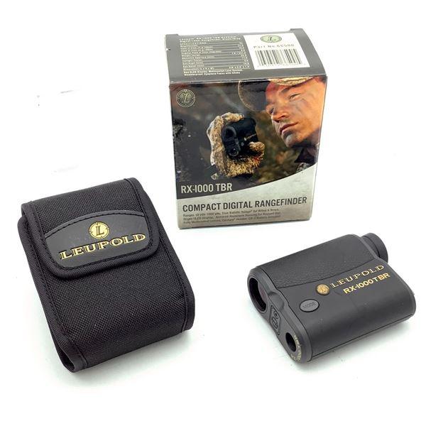 Leupold RX-1000 Compact Digital Laser Rangefinder