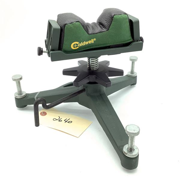 Caldwell Bench Shooting Rest