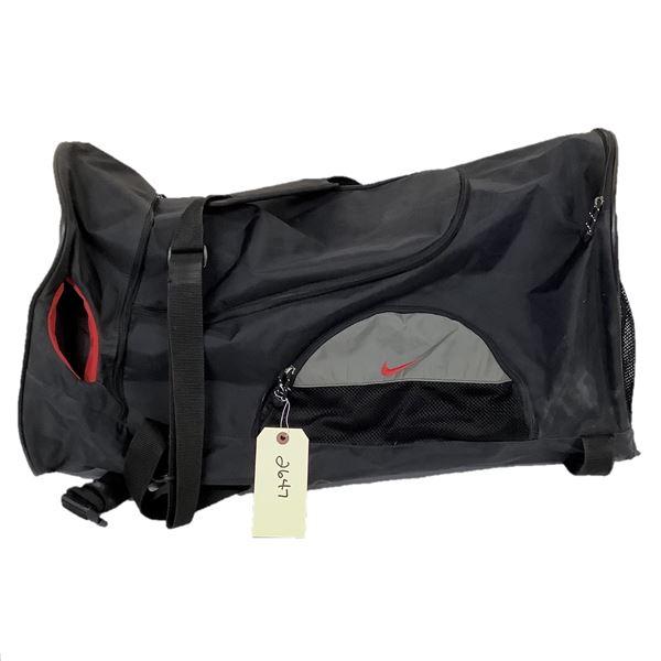 """Nike Duffle Bag, 24"""" X 12"""", Black"""