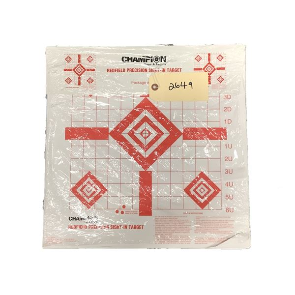 Champion Paper Targets, Approx 70 Pieces