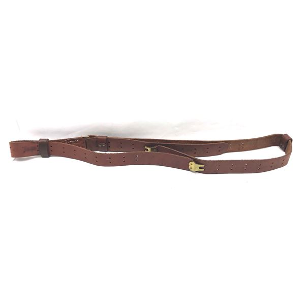 Hunter Two Part Leather Sling