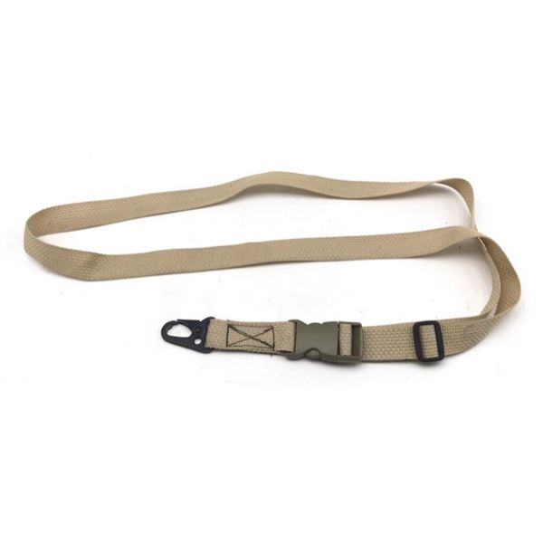 Single Point Sling with HK Style Hook
