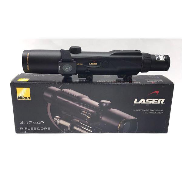 Nikon Laser IRT 4-12X42 BDC Riflescope