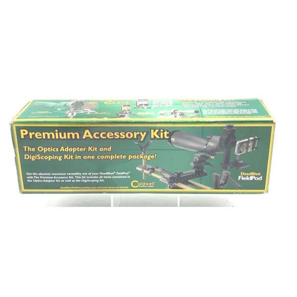 Caldwell Deadshot Field Pod Optics Adapter and DigiScoping Kit, New