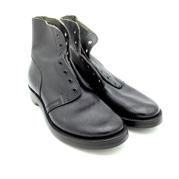 Post WW2 Canadian Army Leather Ankle Boots