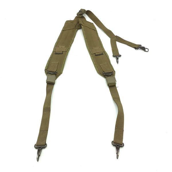 American Alice Web Suspenders