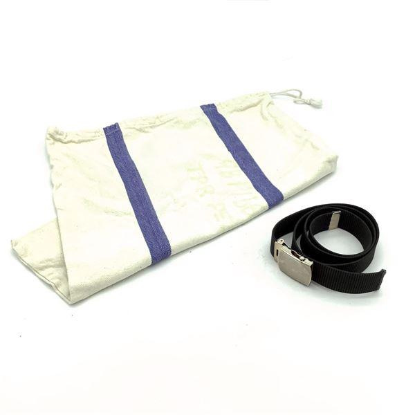 "1980 West Germany Army Laundry Bag, Military 40"" Waist Belt"
