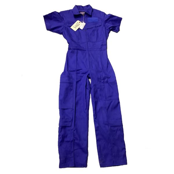 Gibson & Barnes Short Sleeve Overalls Size 12 R