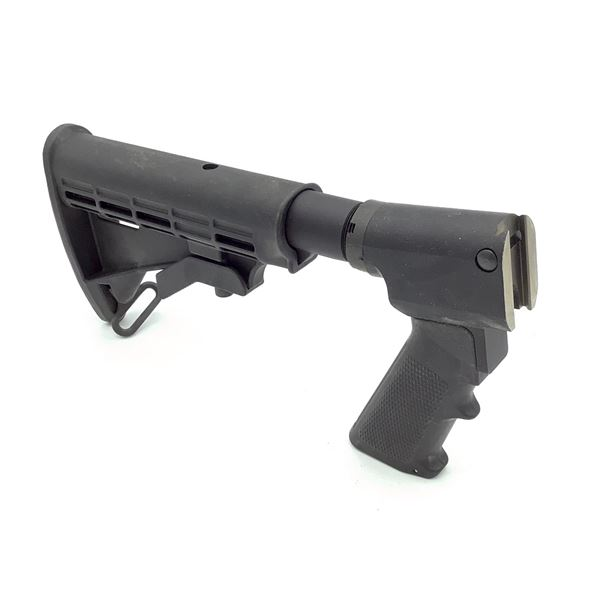 Adjustable AR-15 Stock